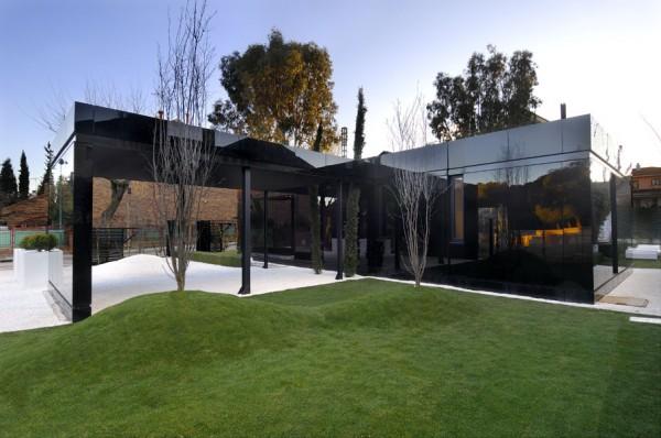 casa modular acero