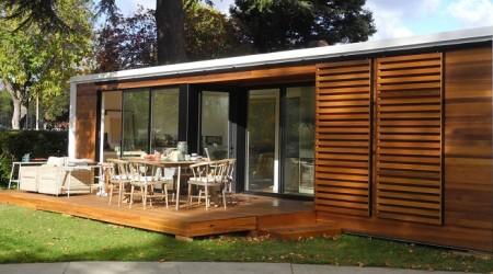 De que material me interesa mi casa prefabricada conoce las caracteristicas - Casa madera prefabricada precio ...