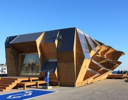 casa modular solar