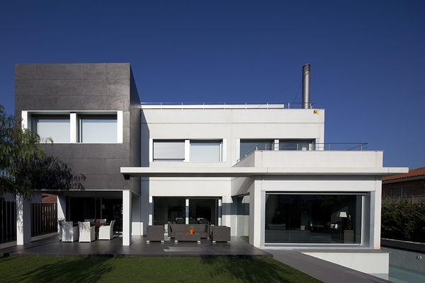 Acogedoras casas prefabricadas de dise o contemporaneo for Casas modernas y baratas