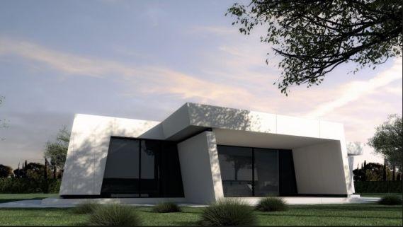 Los precios de las casas prefabricadas de joaquin torres - Casas modulares de diseno moderno ...