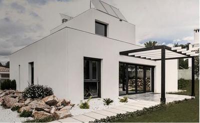 Casas prefabricadas funcionales y minimalistas for Casas prefabricadas minimalistas