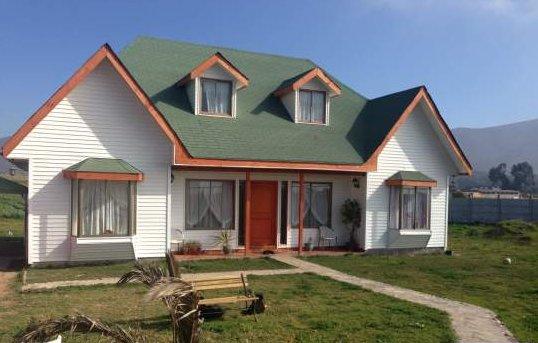 Precios de casas prefabricadas llave en mano en chile for Casas prefabricadas de madera precios