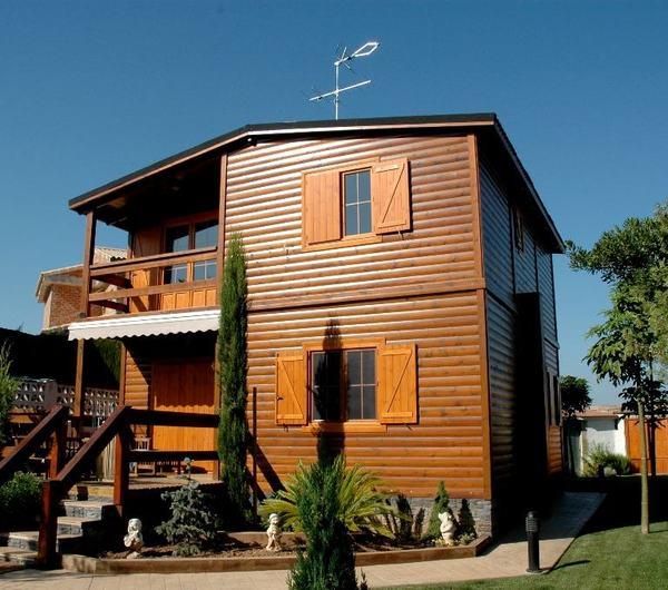 casas de madera de segunda mano a mitad de precio