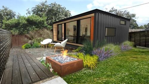 Quieres encargar tu propia casa contenedor online - Casas contenedor espana ...