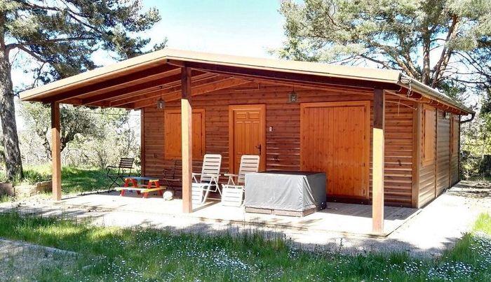 Casas prefabricadas de madera modelos y precios for Casas de jardin de madera baratas