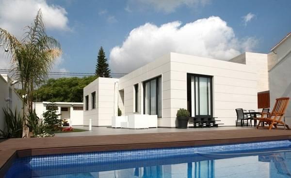 Casas prefabricadas en espa a modelos y precios - Casas minimalistas en espana ...
