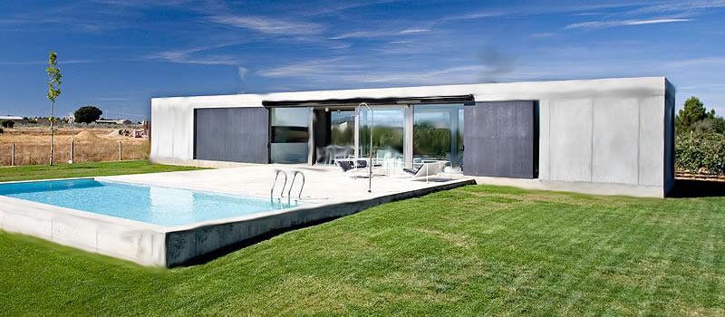 Casas minimalistas de alta gama con precios competitivos - Empresa de casas prefabricadas ...