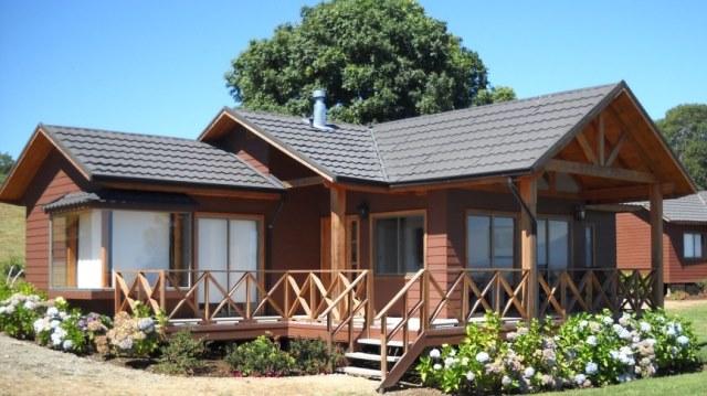 7 modelos y precios de casas prefabricadas en chile Casas modernas precio construccion
