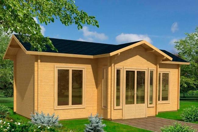 Casas prefabricadas en espa a modelos y precios - Casas prefabricadas sostenibles ...