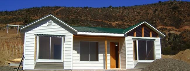 Casas americanas de madera prefabricadas desde chile - Casas prefabricadas americanas en espana ...