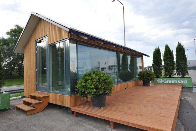 Viviendas prefabricadas de madera modernas desde navarra - Casas prefabricadas en navarra ...
