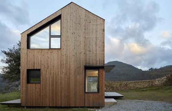 Casas prefabricadas en espa a modelos y precios - Casas modulares madrid ...
